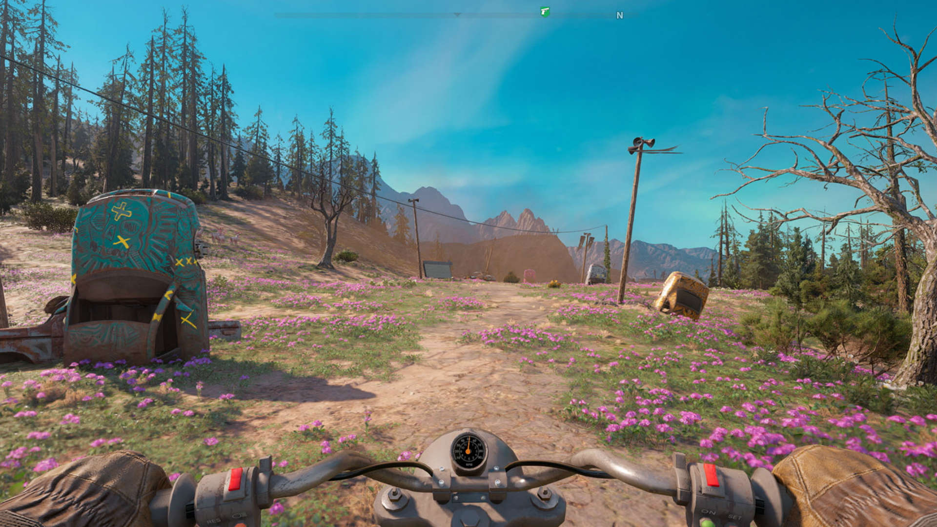 Far Cry New Dawn Guide How To Fast Travel All Weapons List Their Statistics And Best Weapons