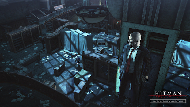 Hitman Hd Enhanced Collection Review Killers Divided