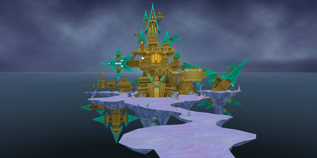 kingdom hearts castle oblivion