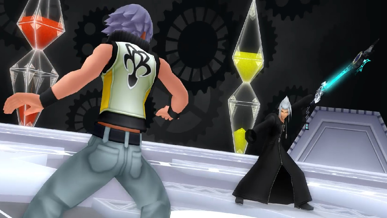 kingdom hearts dream drop distance