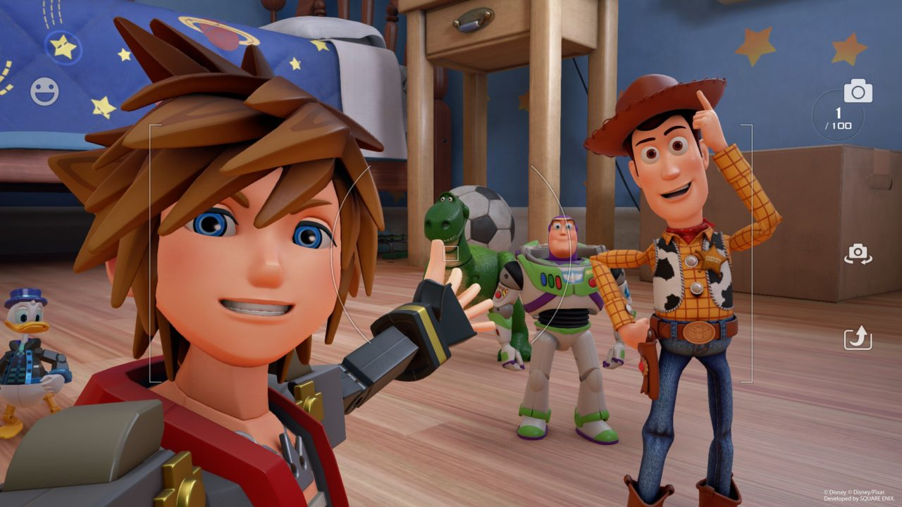 Kingdom Hearts 3 Guide How To Farm A Ton Of Munny Synthesis Materials And Xp