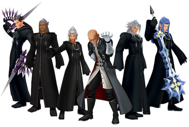 kingdom hearts organization 13