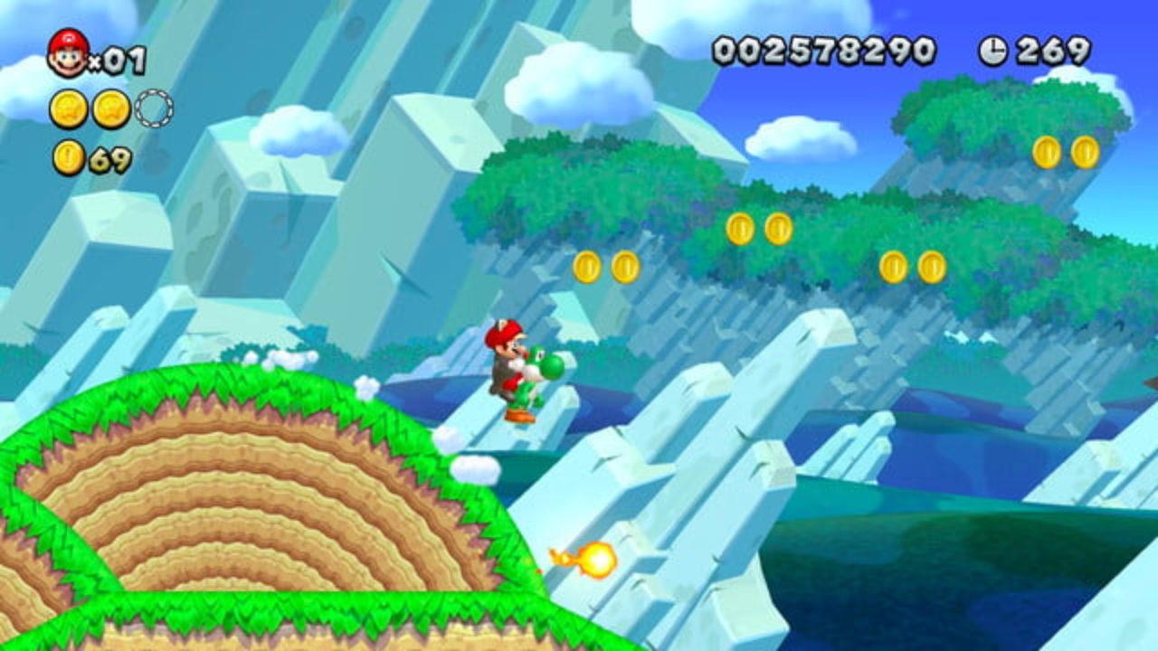 Fortnite And New Super Mario Bros U Deluxe Lead Nintendo Eshop