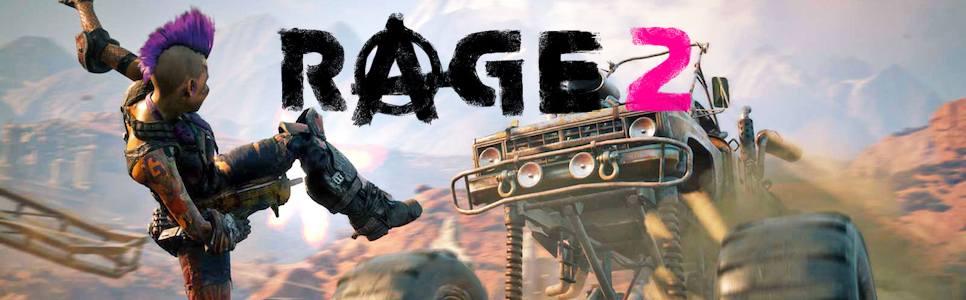 RAGE 2 Wiki – Everything You Need To Know About The Game
