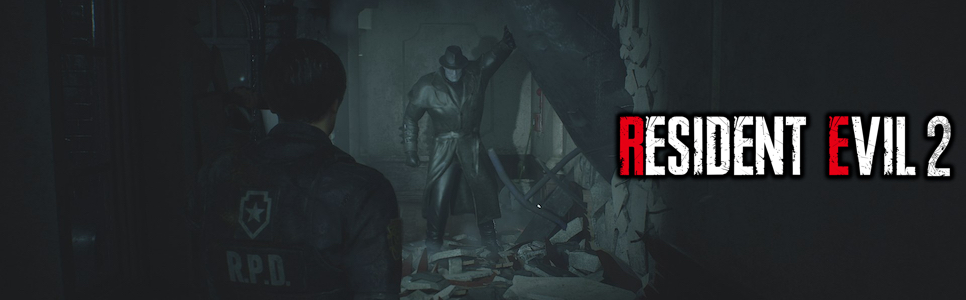 Resident Evil 2 S Mr X Is One Of The Best And Most Terrifying