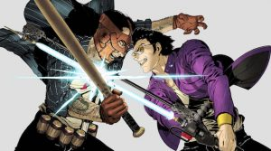 Travis Strikes Again: No More Heroes Review – Travis' Touchdown