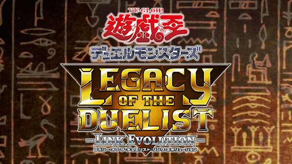 Yu Gi Oh Legacy of the Duelist Link EvclutionYu Gi Oh Legacy of the Duelist Link Evclution