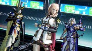 Dissidia Final Fantasy Nt Video Game News Reviews