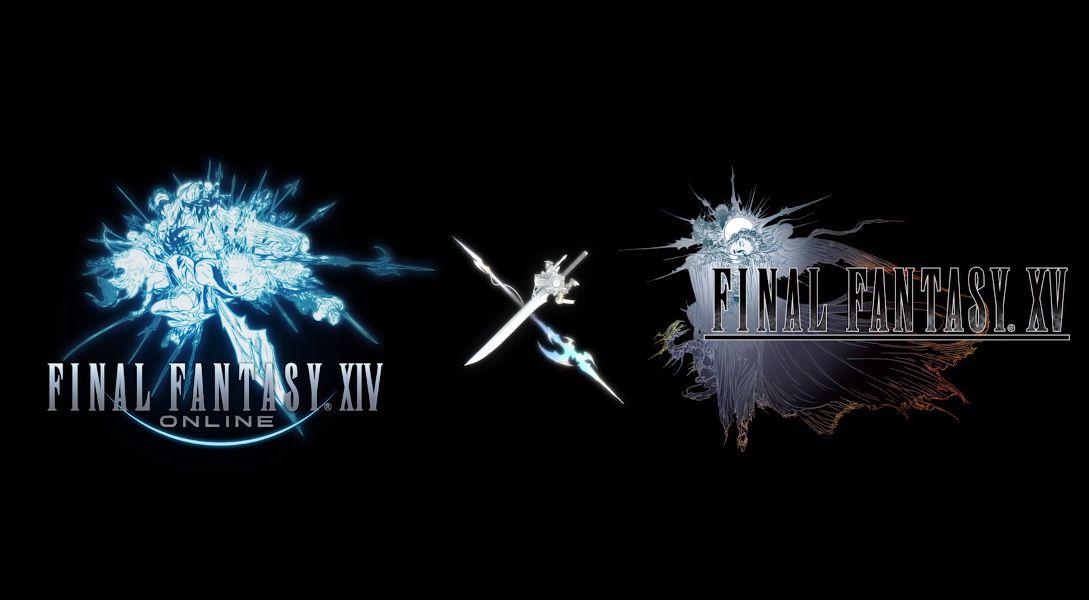 Final Fantasy 14 x Final Fantasy 15