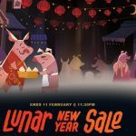 Steam Lunar New Year Sale is Now Live, Ends February 11th