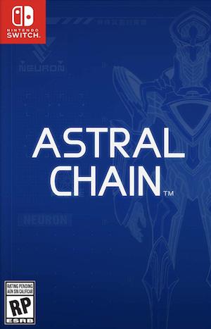 Astral Chain Box Art