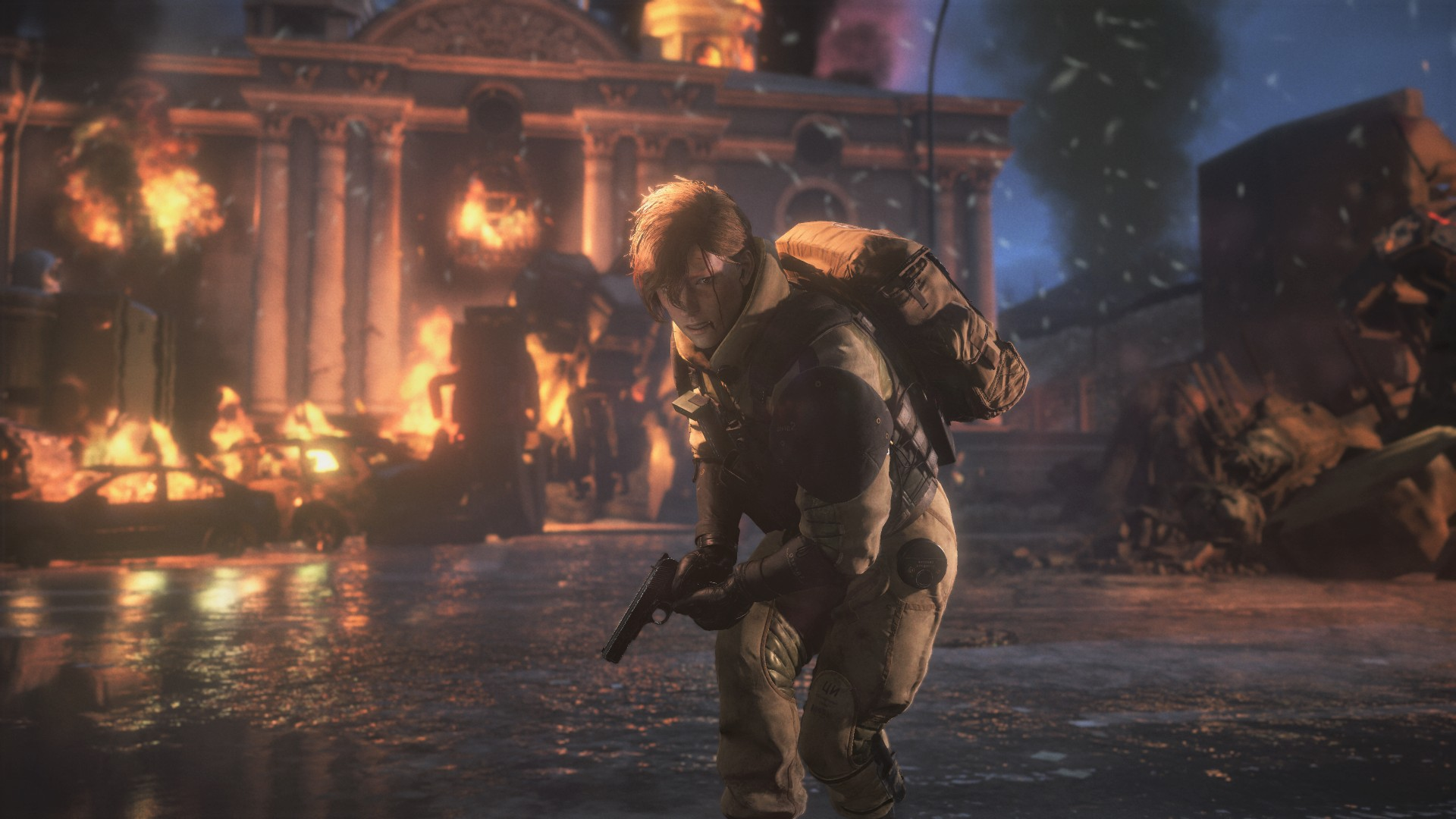 Left Alive Review Rust On An Old Wanzer