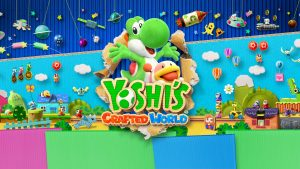Yoshi's Crafted World Review – Jolly Good Time