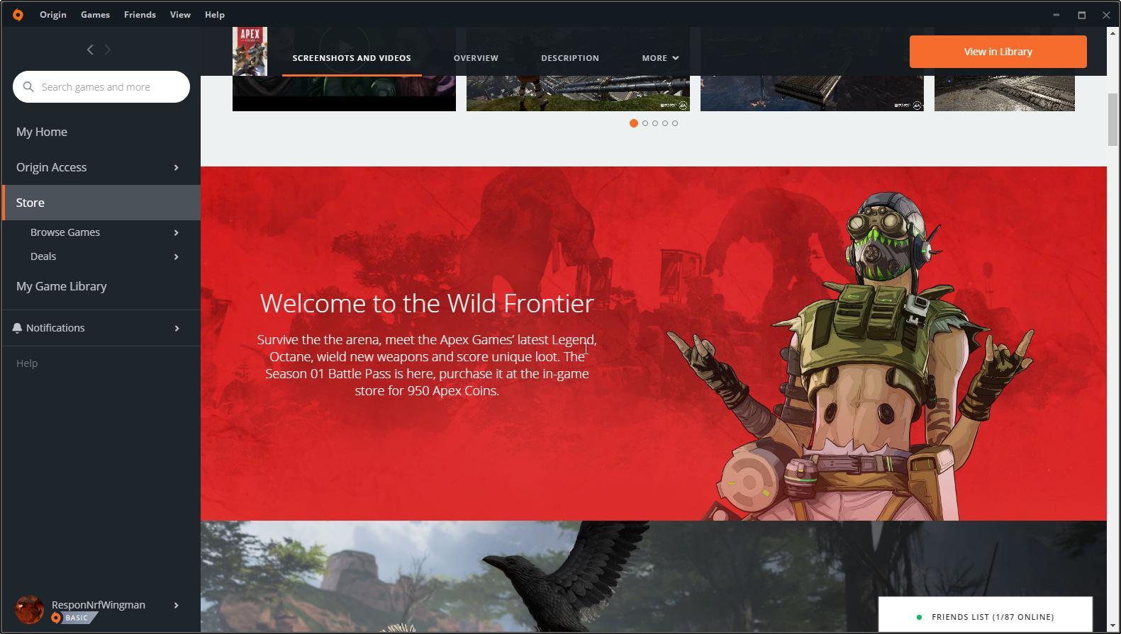 Apex Legends Battle Pass