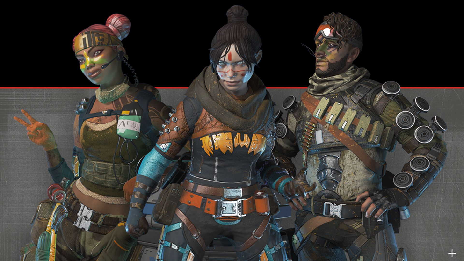 Apex Legends Season 1 Wild Frontier Now Available Octane And
