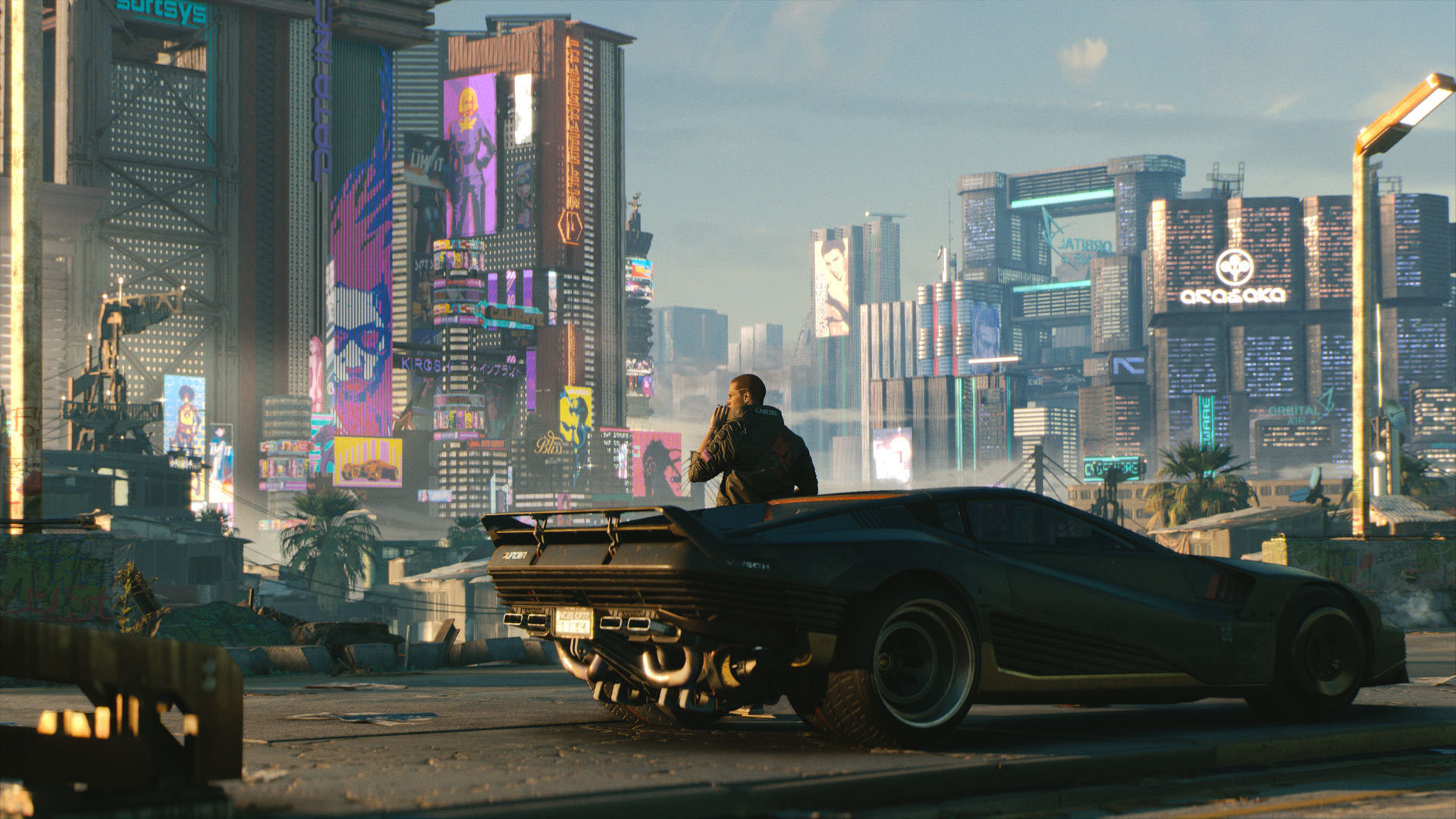 Cyberpunk 2077 Will Support  RTX Ray Tracing, Gets New Screenshots