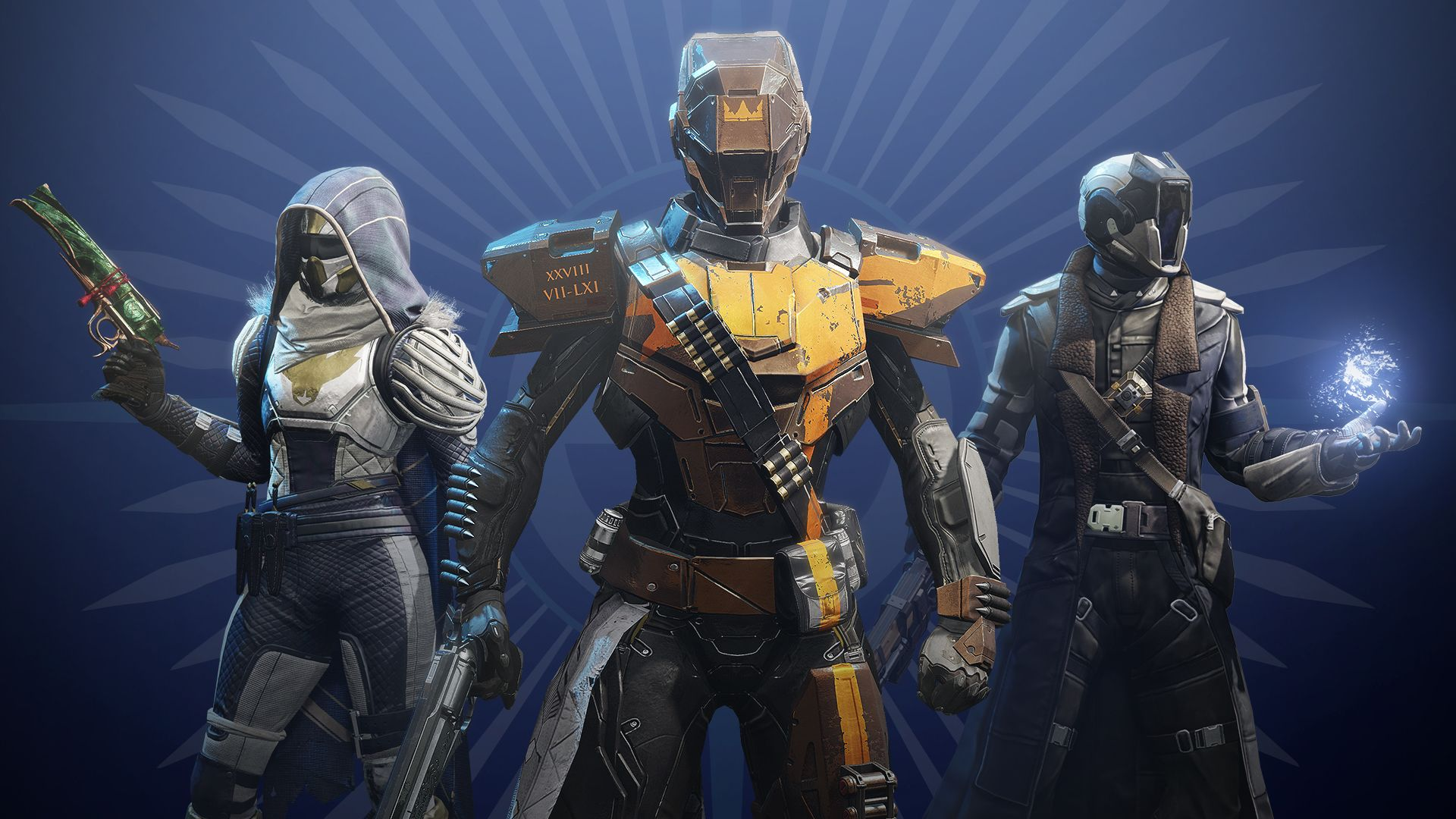 Destiny 2 Eververse armour