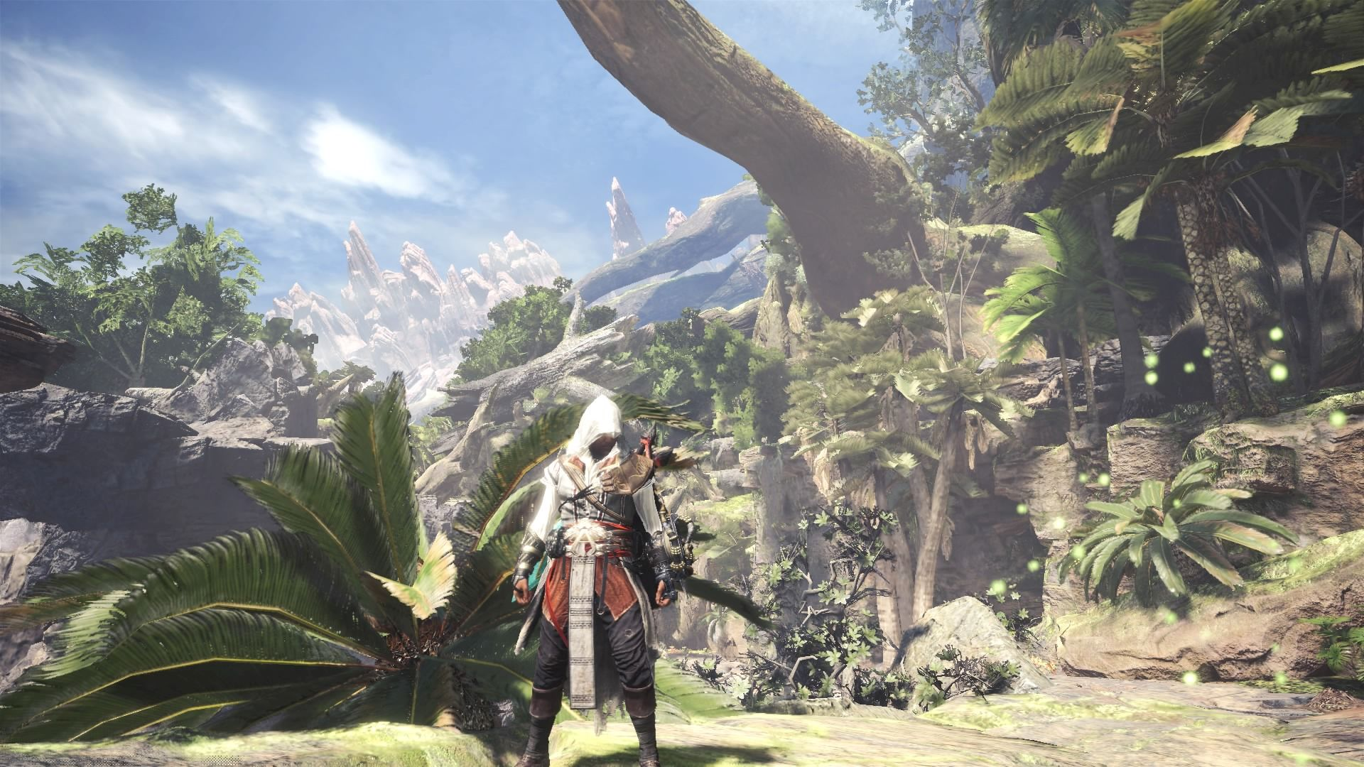 Monster Hunter World_Assassin's Hood