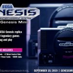 Sega Genesis Mini Releases on September 19th
