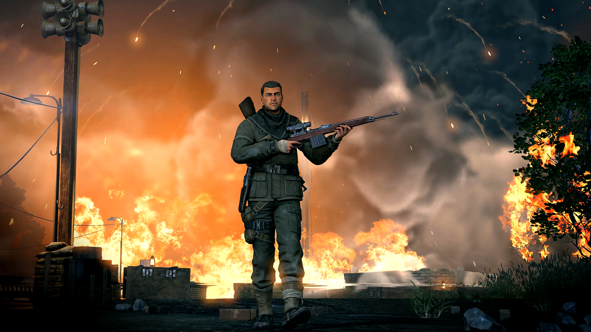 Sniper Elite V2 Rematered