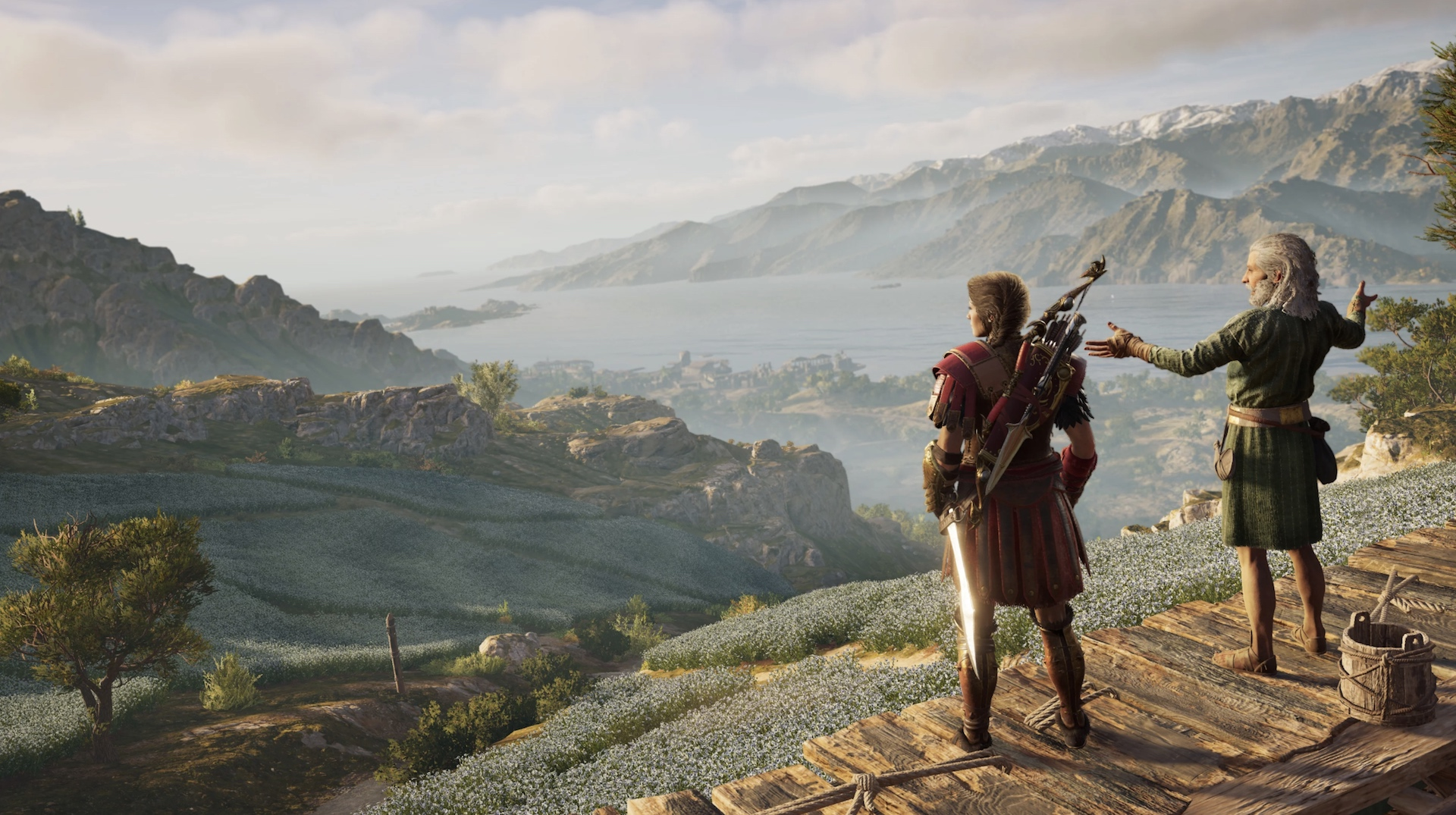assassins creed odyssey legacy of the first blade