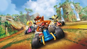 Crash Team Racing Nitro-Fueled Review – N.Sane Lane