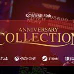 Konami Announces Anniversary Collections for Contra, Castlevania, and Arcade Classics