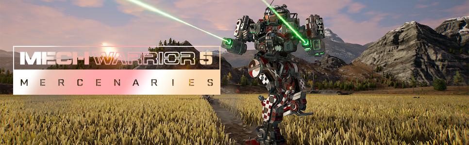 MechWarrior 5: Mercenaries Review – Demolition Man