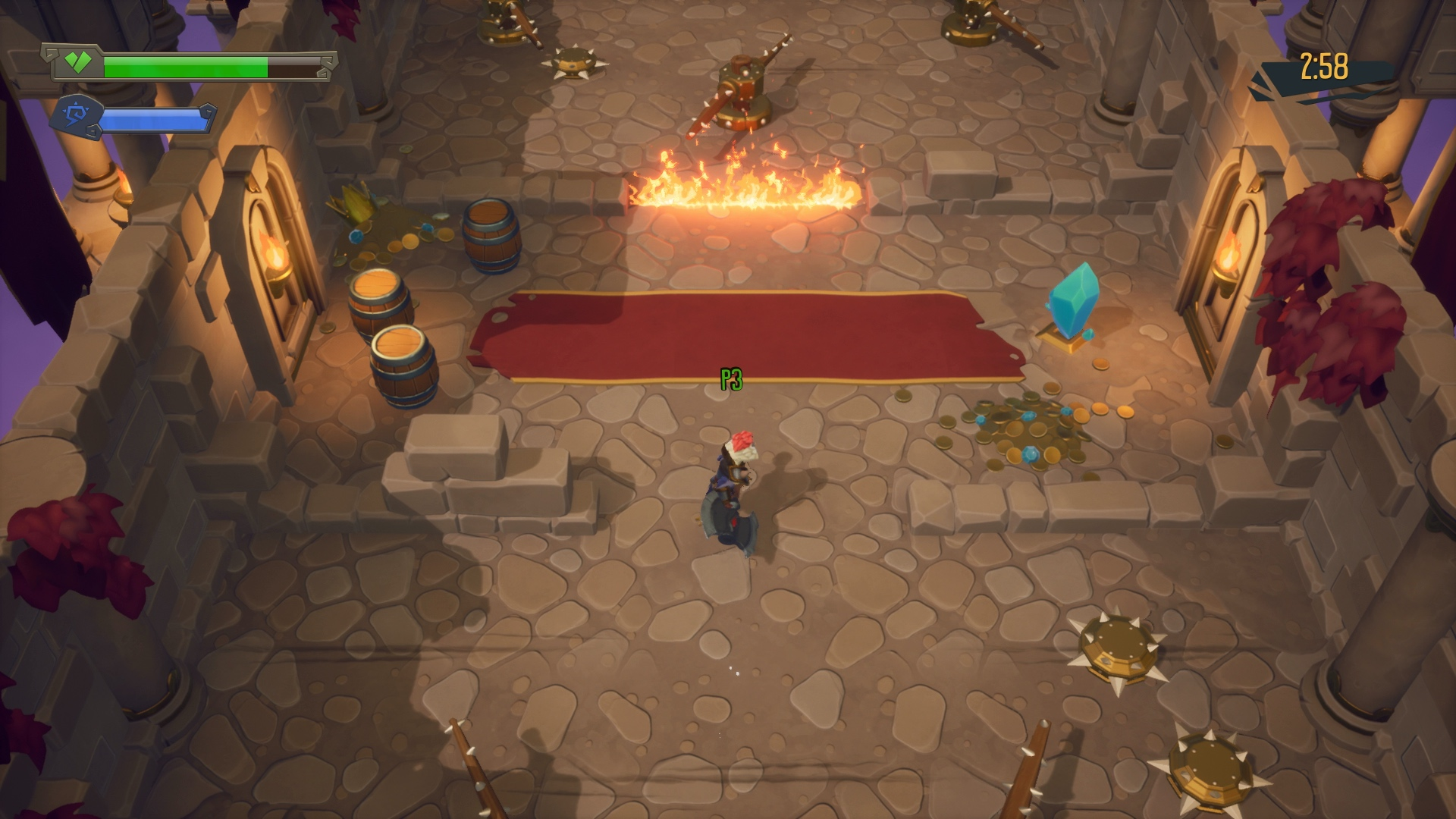 Co-op Dungeon Crawler ReadySet Heroes Announced For PS4