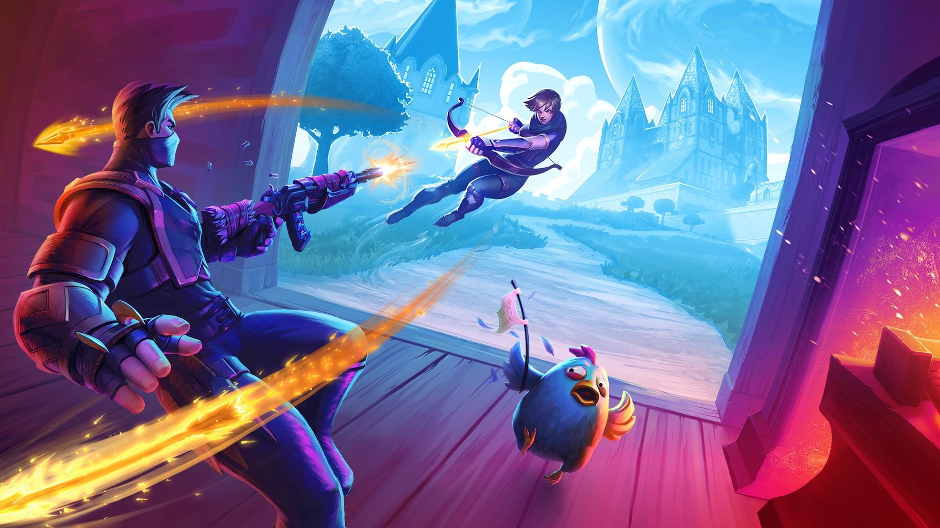 Realm Royale Enables PC-Xbox One Cross-Play and Cross