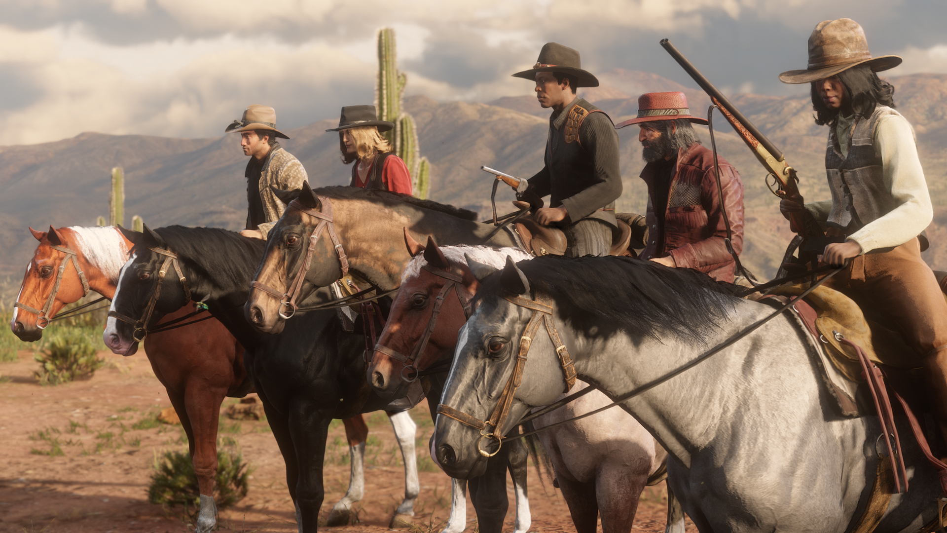 Red Dead Online Exits Beta, Adds New Missions and Activities