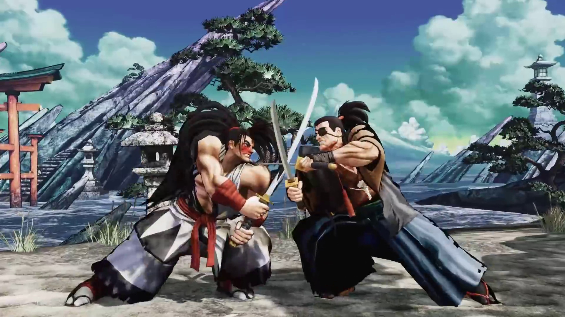 Samurai Shodown's Japanese Voice Cast Revealed