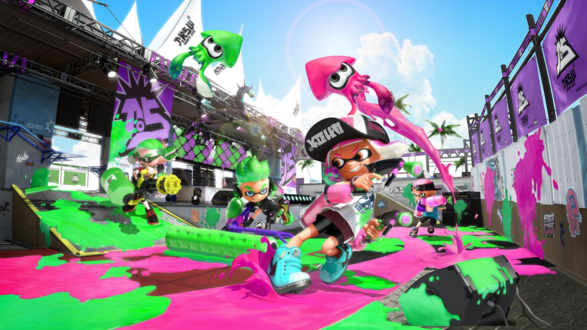 Splatoon 2 Is The Highest Selling Switch Game In Japan, Famitsu Reveals