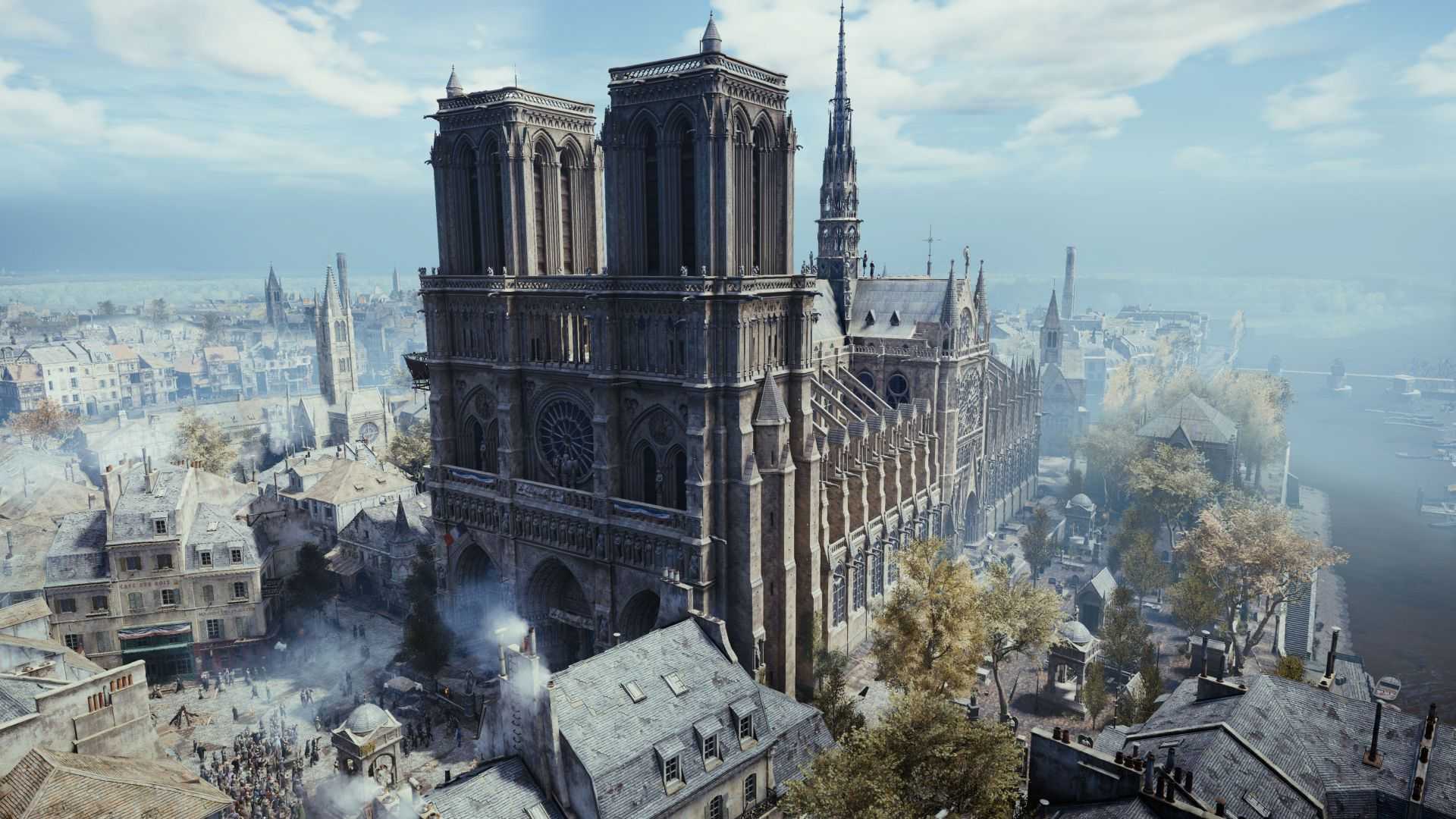 Assassin's Creed Unity_Notre-Dame