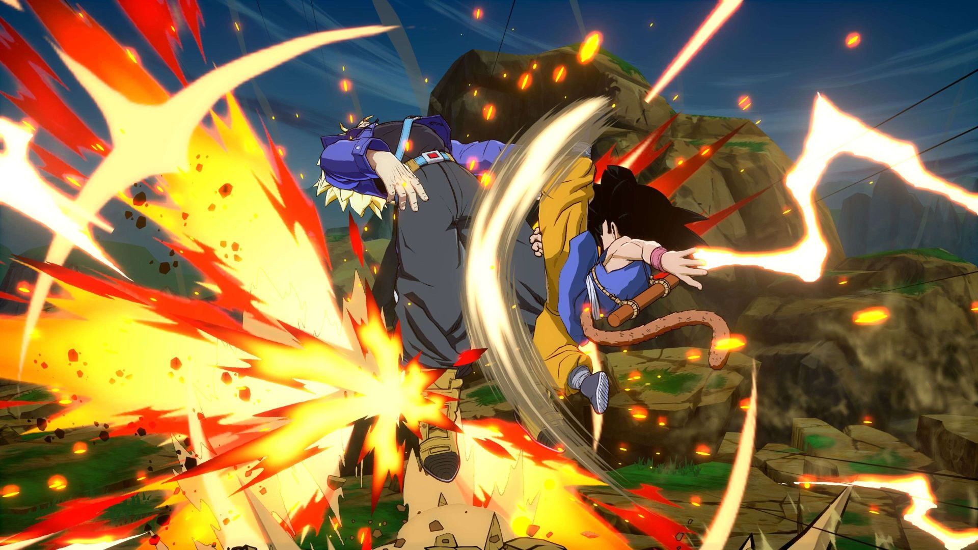 Dragon Ball FighterZ_Goku [GT]