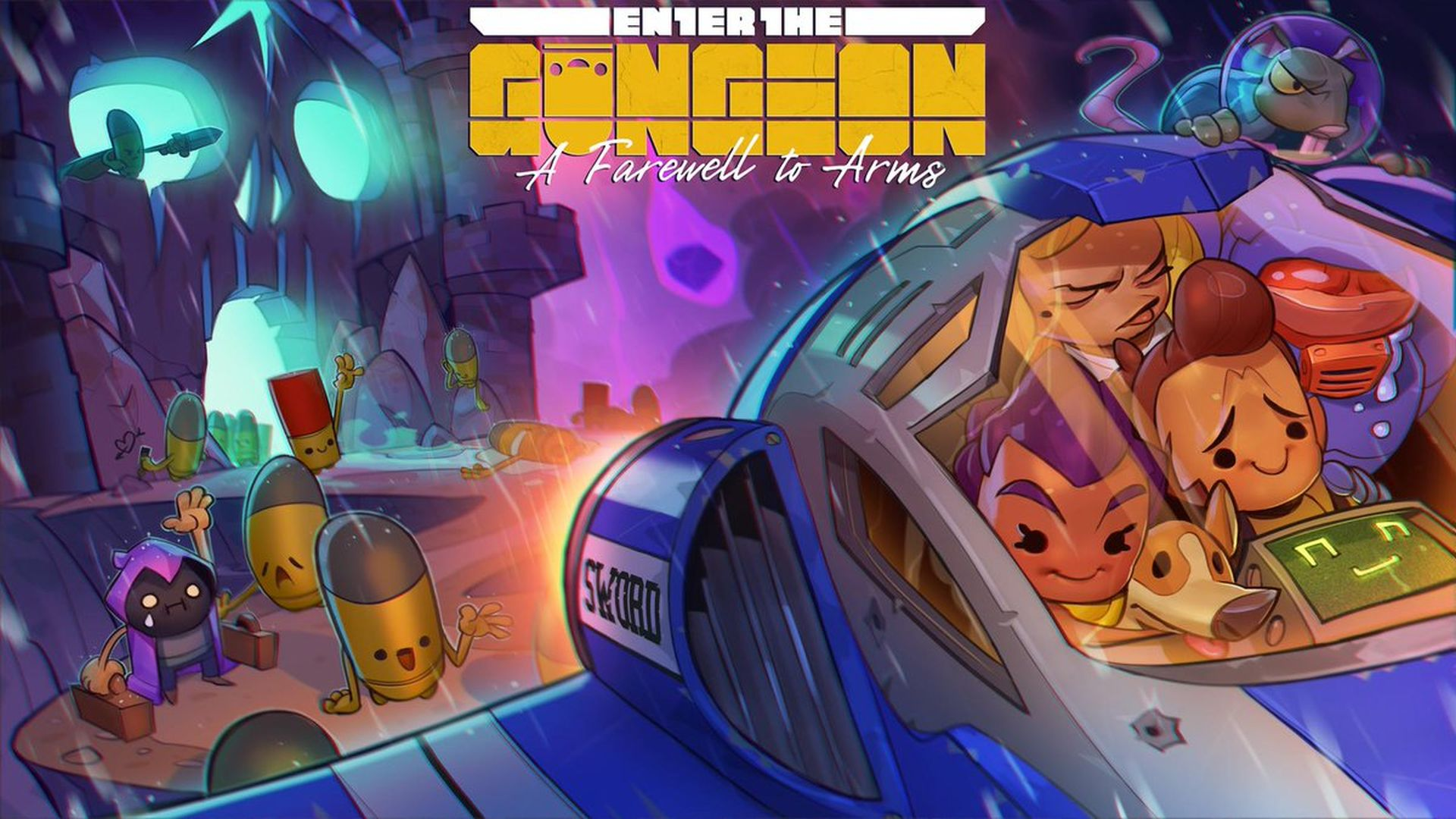 Enter The Gungeon - A Farewell to Arms