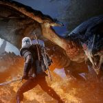 Monster Hunter World PC Finally Gets The Witcher 3 Quest in May