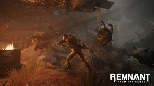 Remnant: From the Ashes Review – Guns. Lots of Guns.