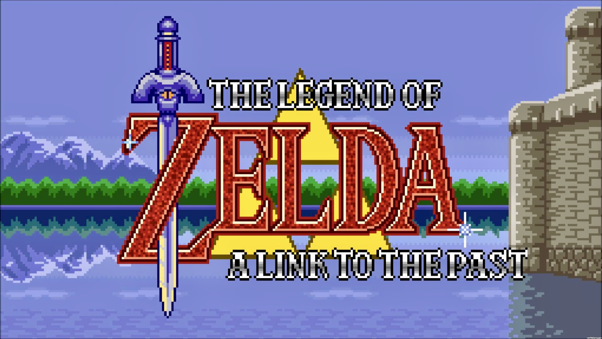 Zelda A Link to the Past