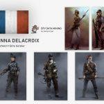battlefield 5 elite soldier
