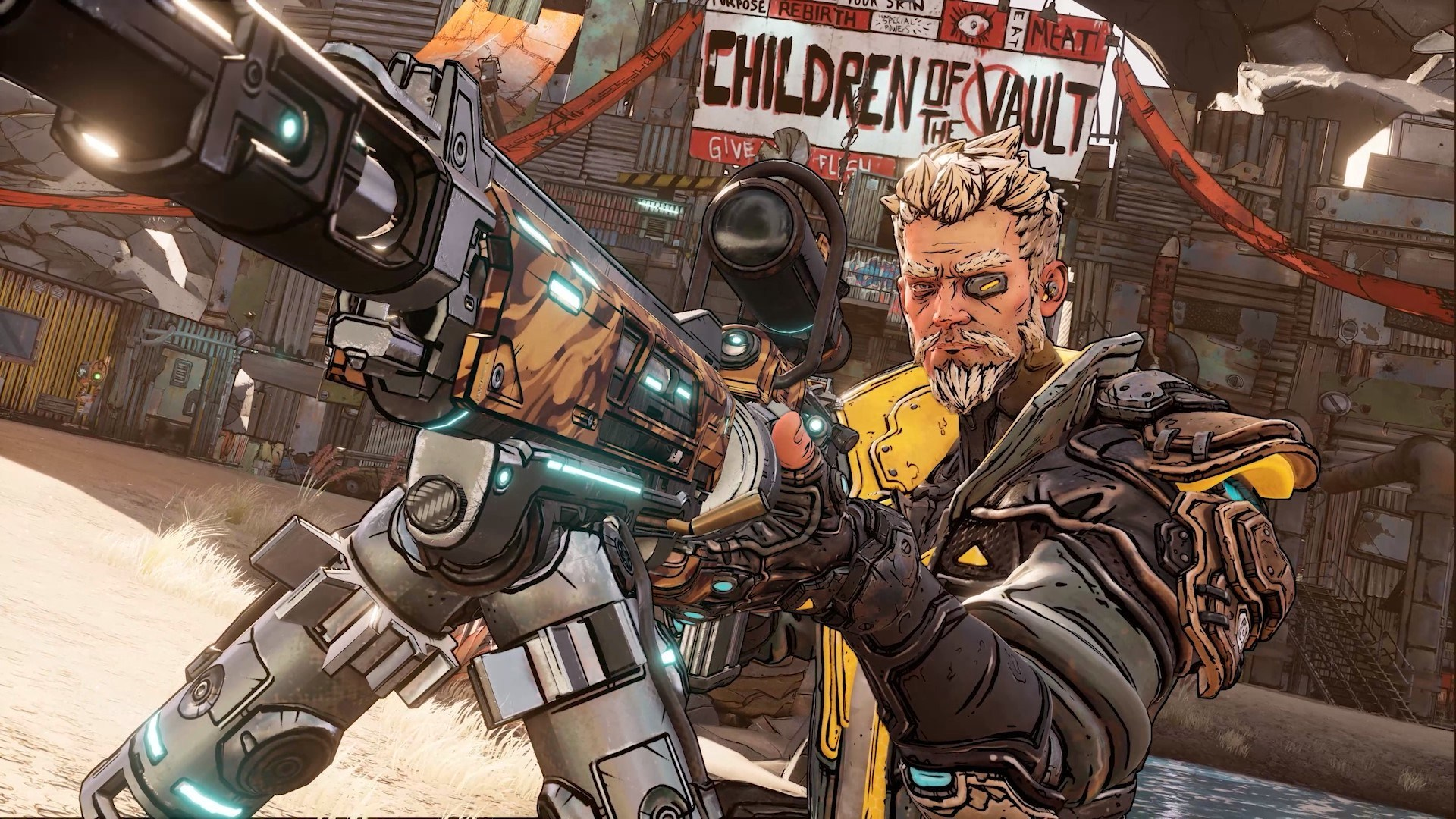 Borderlands 3 Receives New Details On Guns Attachments And