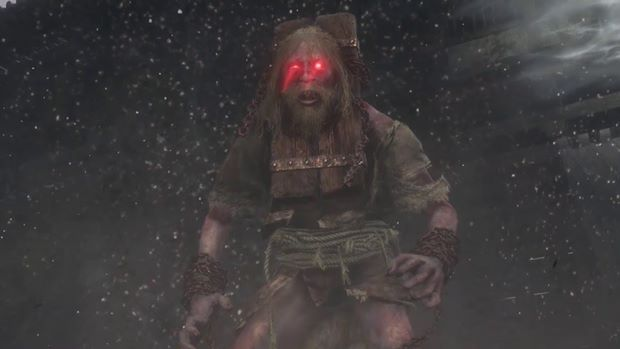 chained ogre boss sekiro shadows die twice
