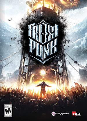 Frostpunk Box Art