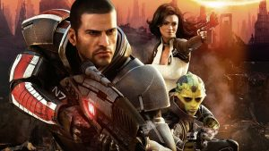 Top 10 Mass Effect Squadmates