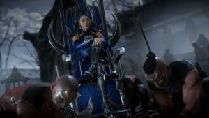 Temporal Kombat 11's Following DLC Character Potentially Teased For October 8 thumbnail
