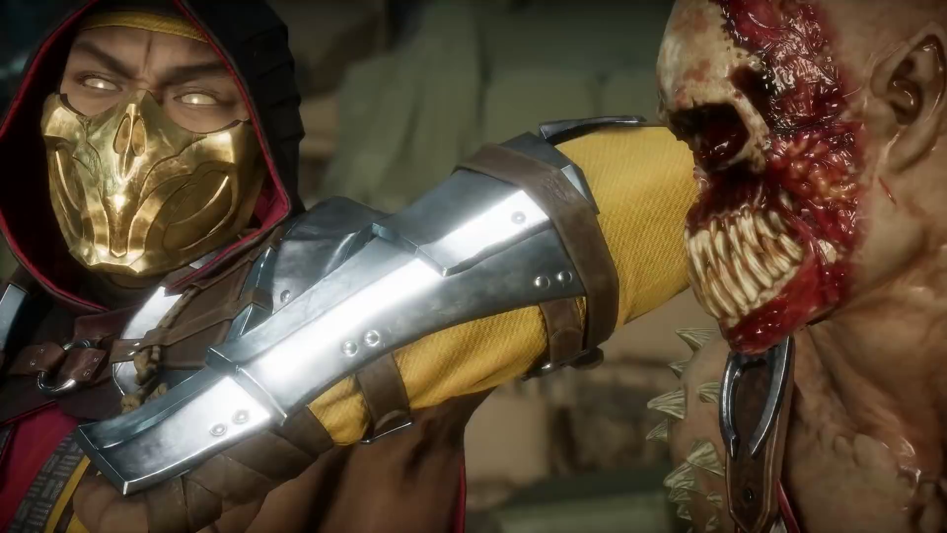 Mortal Kombat 11 Review – Test Your Might