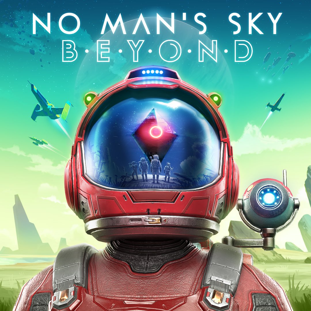 no man's sky beyond box art