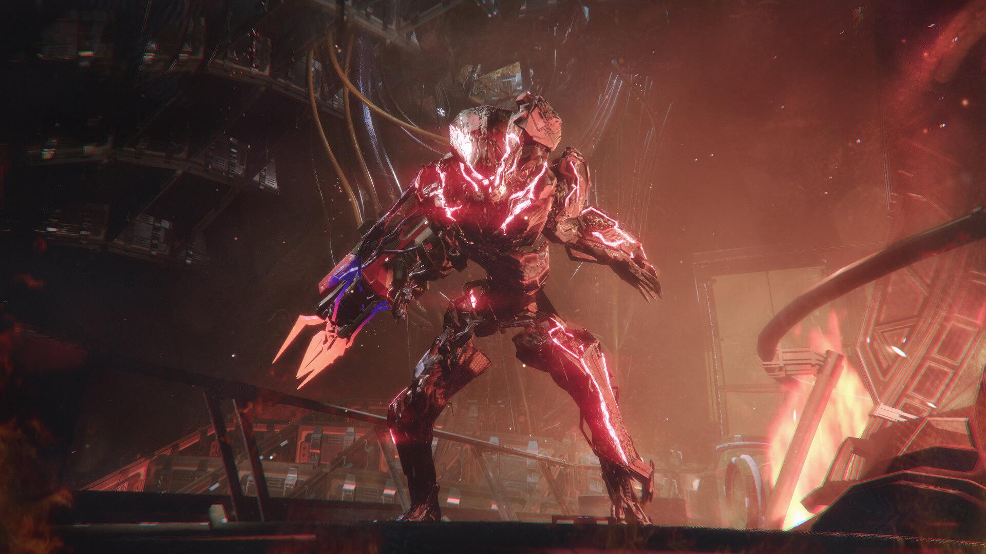 Deck 13 muestra nuevas capturas de pantalla de The Surge 2, secuela de su Souls de ciencia ficción