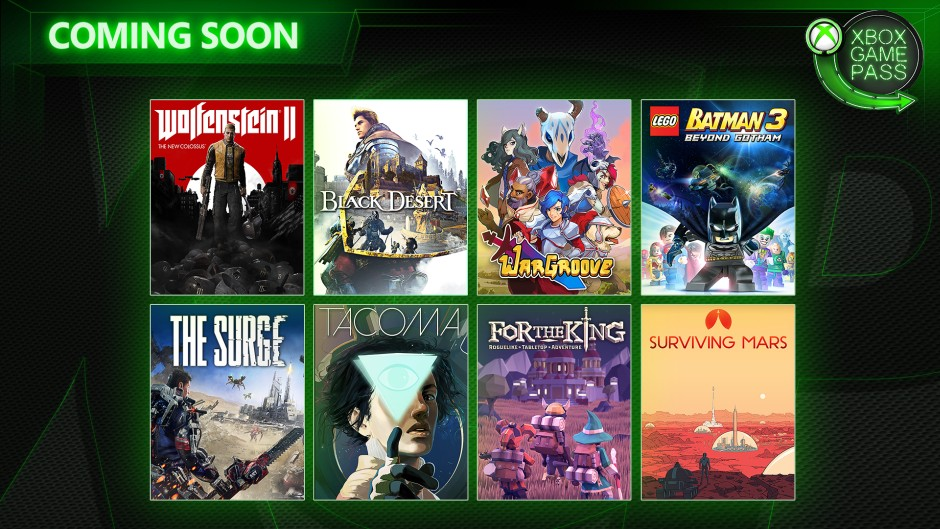 xbox game pass may 2019