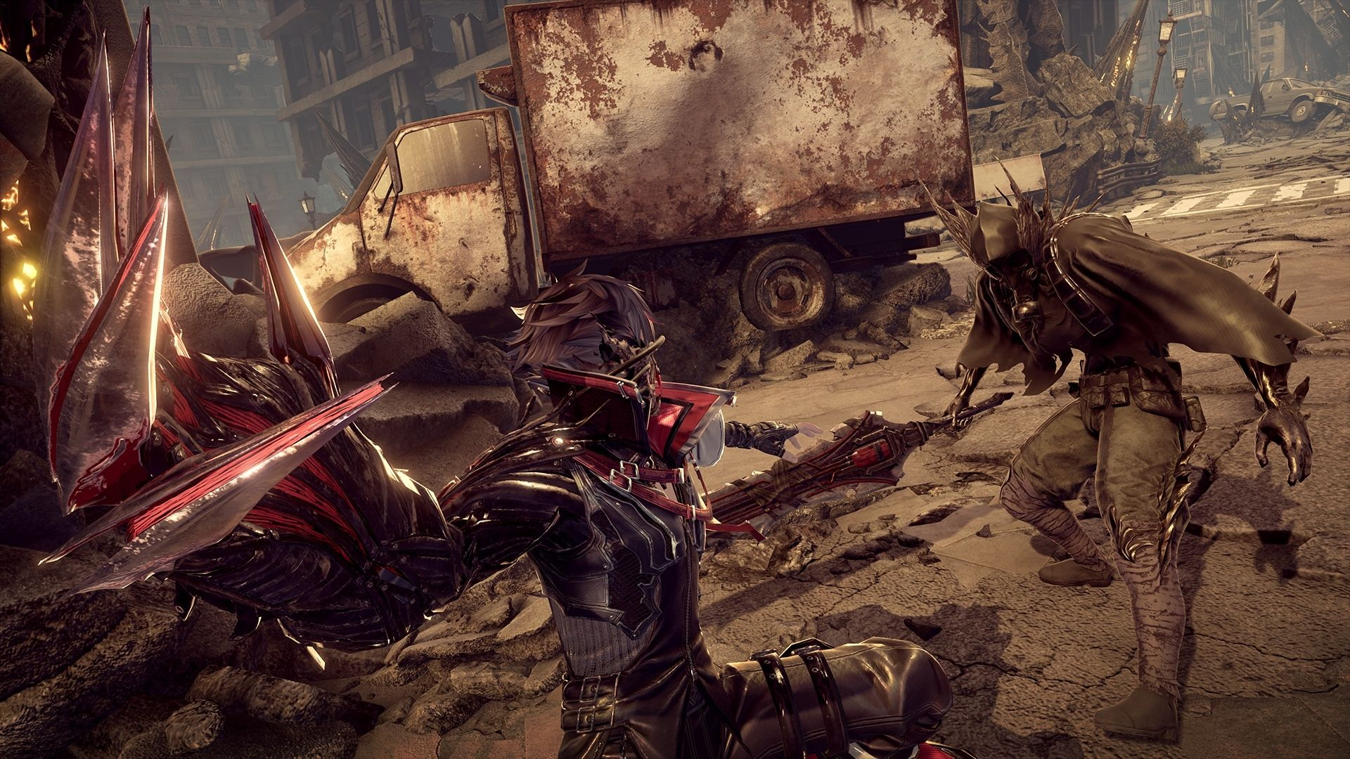 Code Vein Interview – Boss Fights, Gifts System, Progression